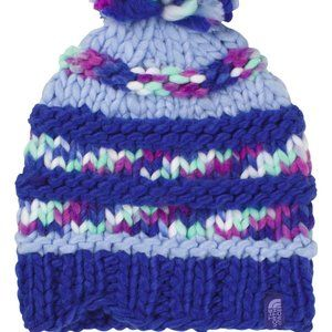 The North Face Accessories - The North Face Nanny Knit Beanie with Pom